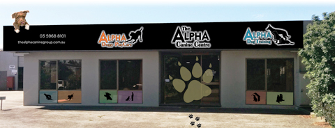 The Alpha Canine Centre